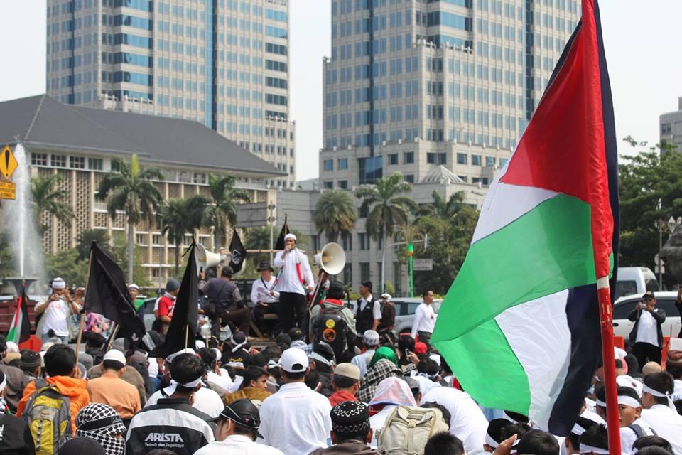 solidaritas-gaza-Palestina