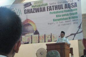 10 Tahun Ghazwah Fathul Aqsa